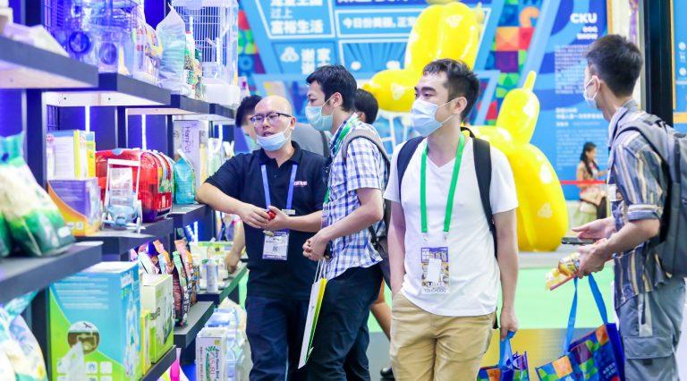 Pet Fair Asia 2020 pictures